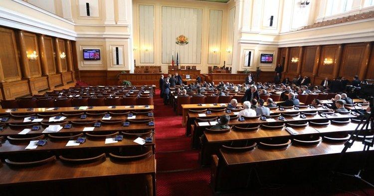 """Депутати от """"Воля"""" помогнаха за кворума в парламента"""