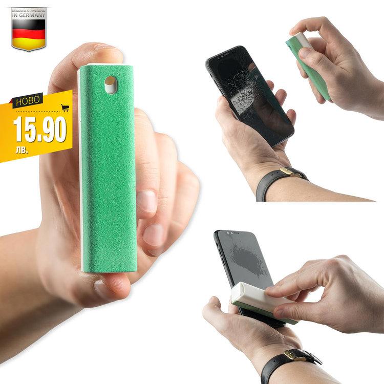 Мобилният телефон е по-мръсен и от тоалетна!