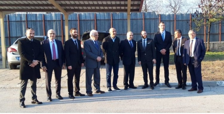 Ливанска делегация посети Първомай