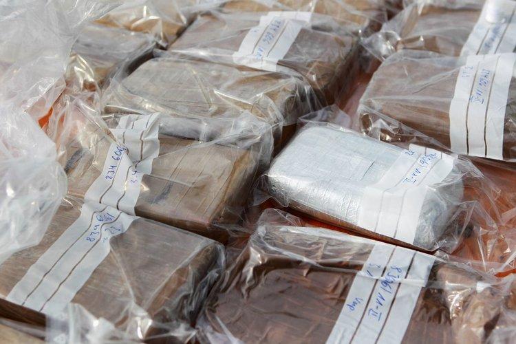Морето изхвърли чували със 170 кг кокаин край Шабла