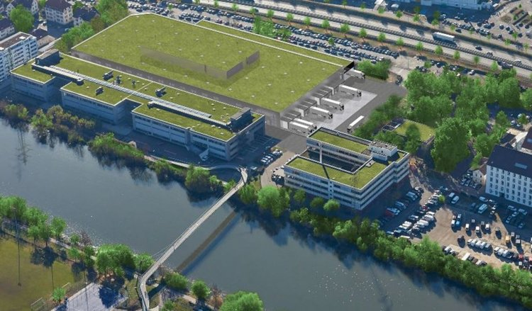 Mercedes Benz строи собствена фабрика за батерии