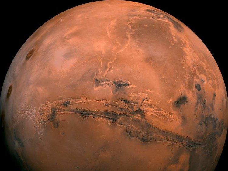 Метанът на Марс мистериозно изчезна