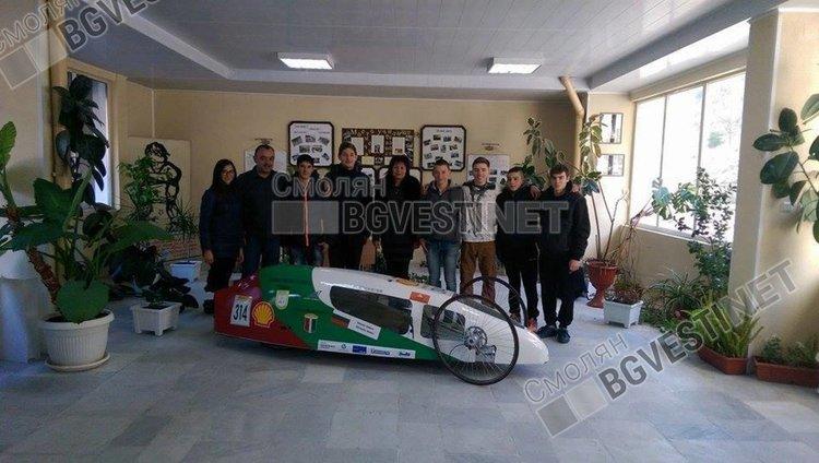 За поредна година в състезанието участват и талантливите ученици от ПГСГС в Чепеларе, снимка архив