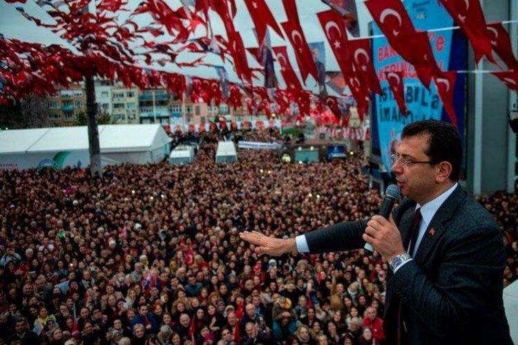 Кандидатът на опозицията получи мандат за кмет на Истанбул