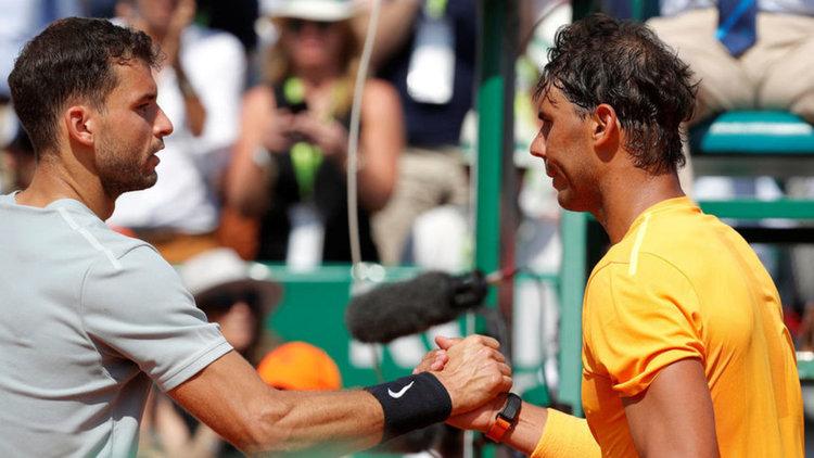 Григор Димитров среща Надал за място в четвъртфиналите в Монте Карло