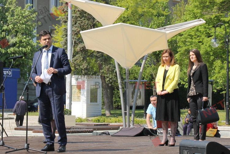 кметът на община Димитровград Иво Димов