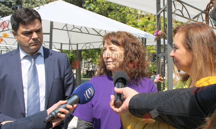 Социалните услуги в Димитровград - високо оценени от зам.-министър и представител на УНИЦЕФ - ВИДЕО