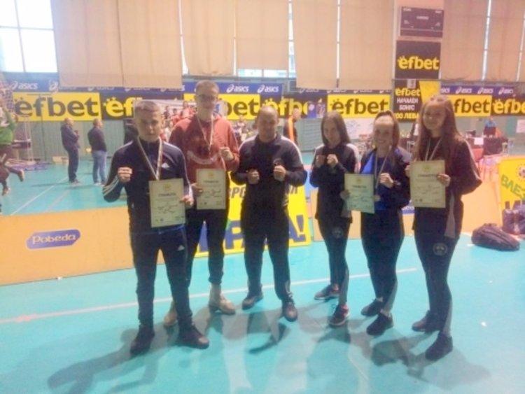 Четири медала за млади спортисти от Мадан от държавно първенство по кикбокс