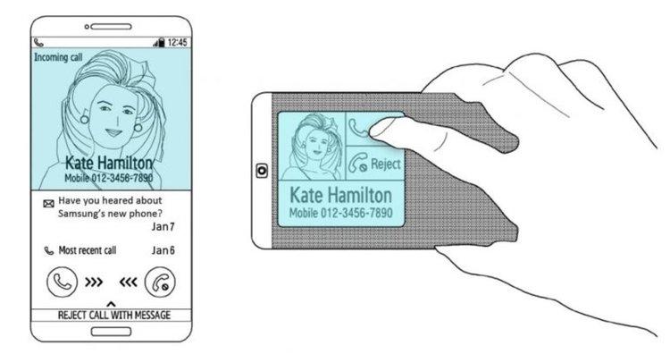 Патентът на Samsung