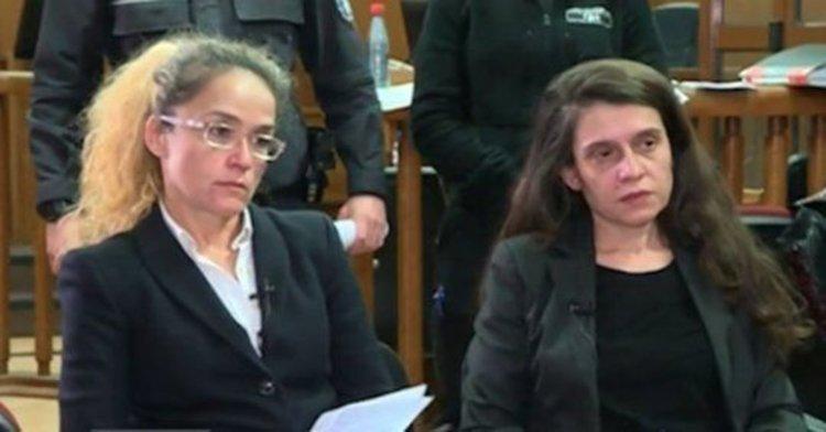 Десислава Иванчева и Биляна Петрова излизат от затвора