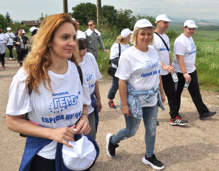 Емил Радев в Хасково: Битката за европарламента е битката за България