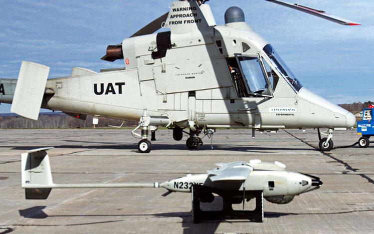 Lockheed Martin показа безшумния дрон Stalker XE за спецоперации (видео)