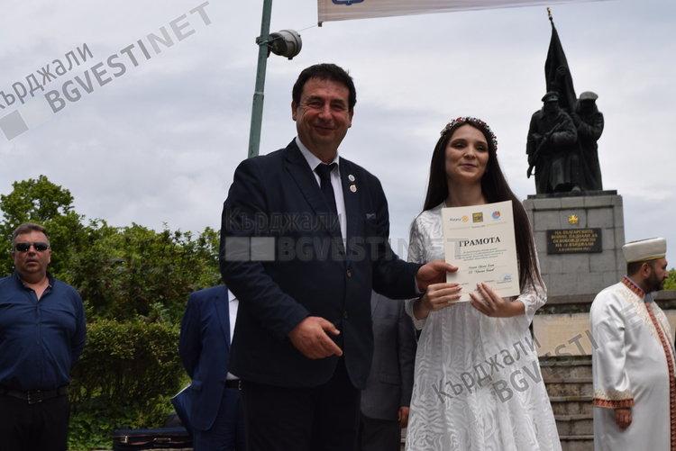 Ротари клуб Кърджали награди 7 изявени ученици за 24 май 2019 г.
