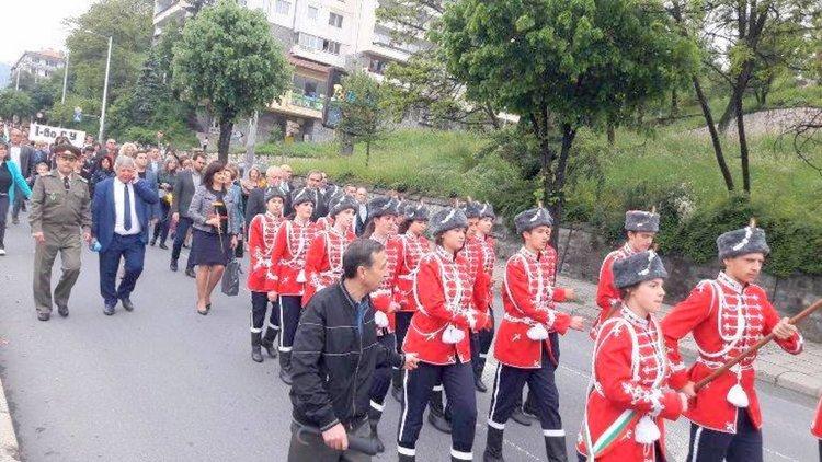 С шествие, награди и празнична програма Смолян чества 24 май