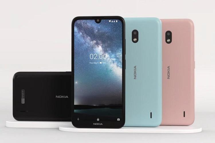 Nokia представи нов бюджетен смартфон