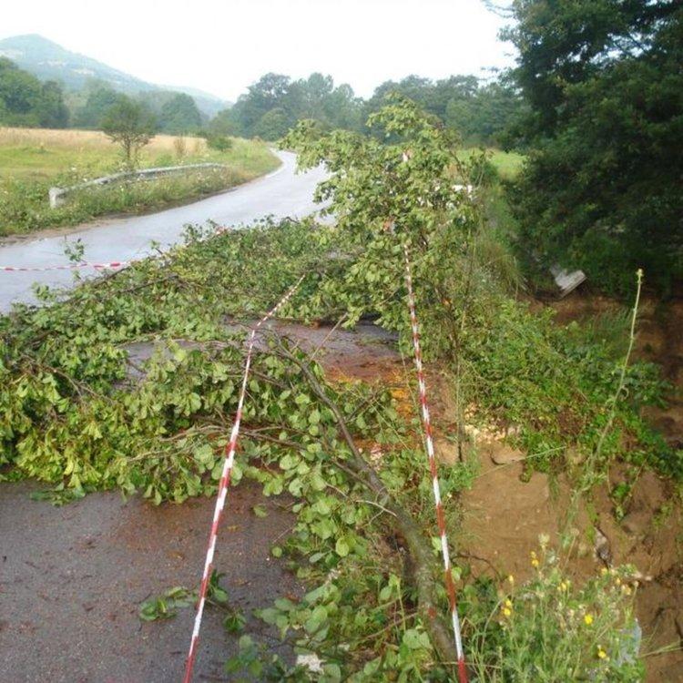 Бедствено положение в Стрелча, градът остана без питейна вода