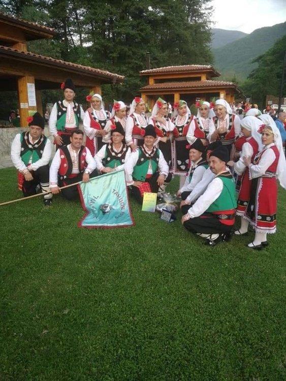 Танцьорите от Черногорово - втори на международен фестивал