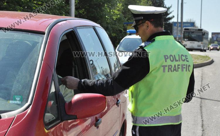 Акция на МВР: Спипаха 11 шофьори с алкохол и трима дрогирани
