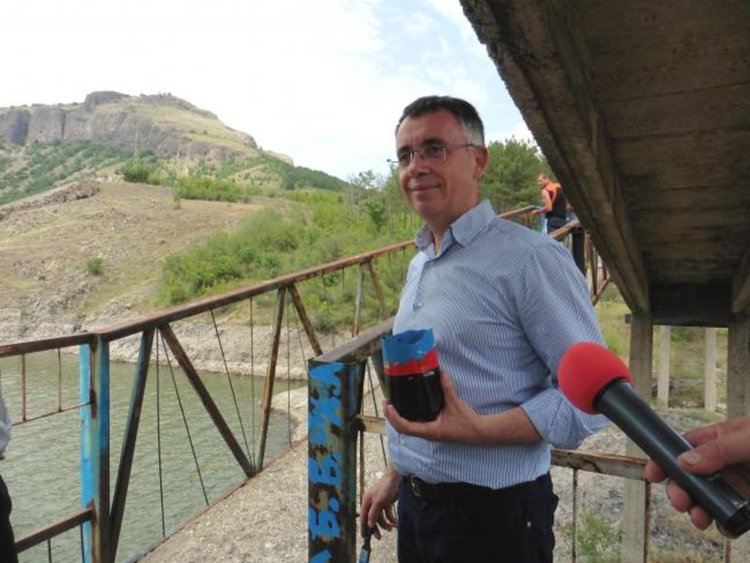 Надпревара за ремонт на моста на село Лисиците след репортаж на бТВ