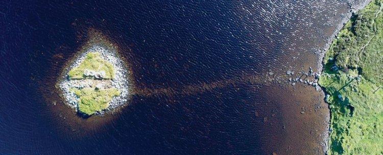 Мистериозни изкуствени острови от неолита, по-древни от Стоунхендж