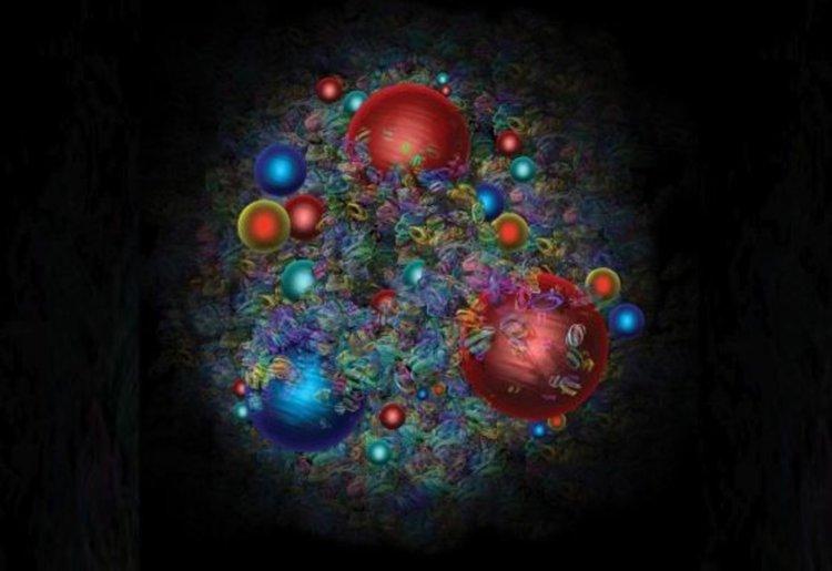 Три загадки на протона остават век след откриването му