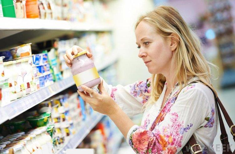 Четенето на етикета е важно, но не дава нищо, ако търсите ефекта върху чревния микробиом