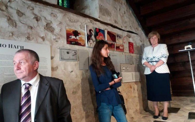 Стихове, откъси от дневник и саморъчно дялани фигурки обогатиха къщата-музей на Ласло Наги в Смолян