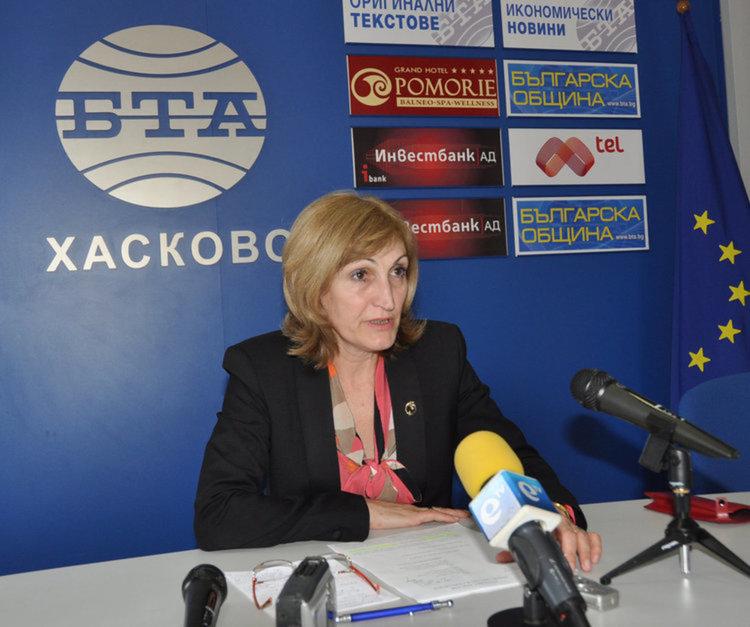 Смиляна Нитова влиза в Парламента на мястото на Елена Йончева