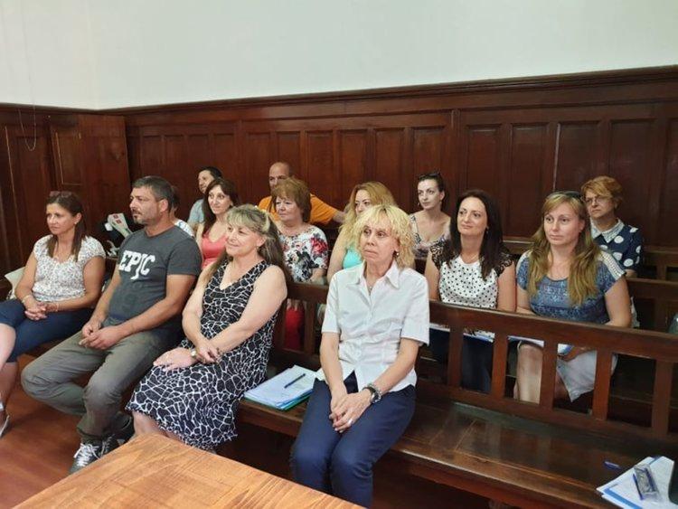 16 съдебни заседатели преминаха  обучение в Районен съд - Първомай