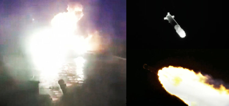 Falcon Heavy изпълни най-тежката мисия (видео)