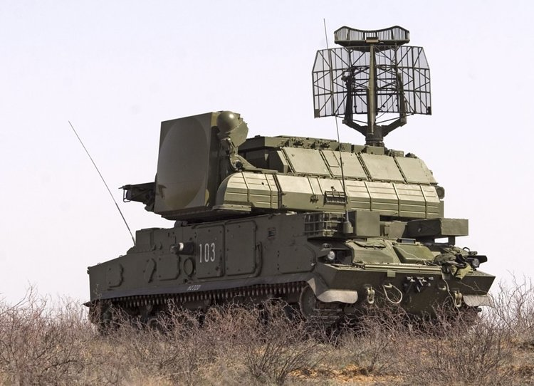 Руски военен разглобил и окрал противоракетна система Тор-М1