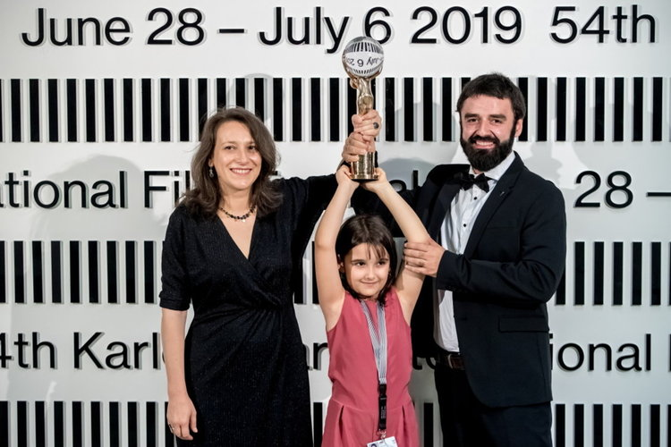 Български триумф на фестивала в Карлови Вари