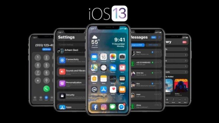 Новите неща, които ще видим в iOS 13