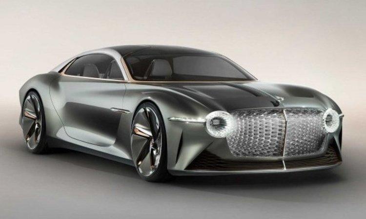 Bentley показа супер автомобила на бъдещето