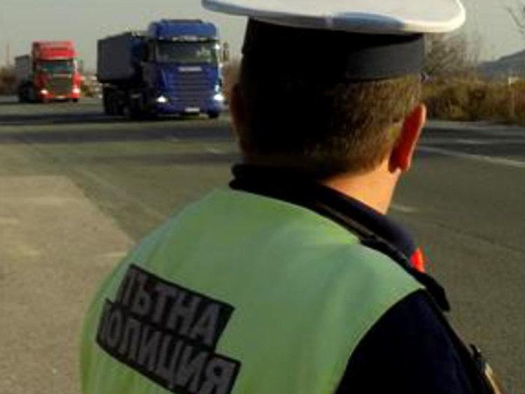 Шофьор на камион заловен с над 2 промила на пътя Пловдив - Асеновград