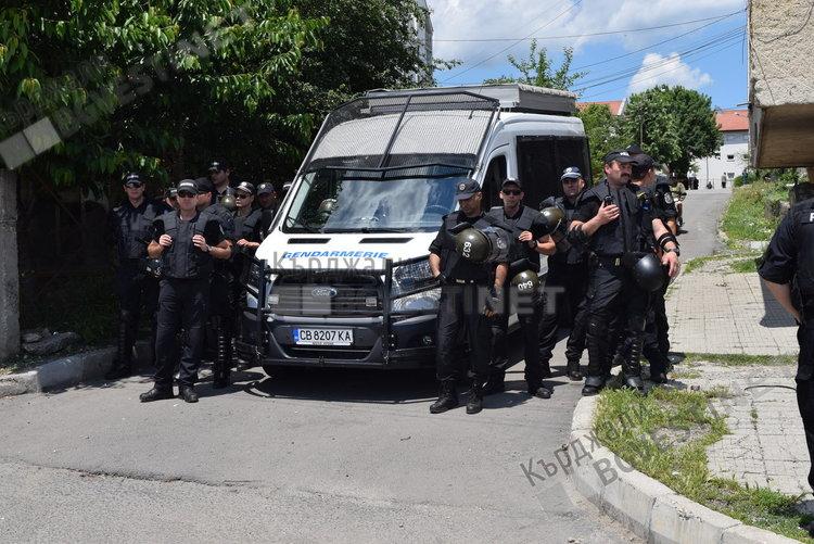 "Стоманени мерки за сигурност заради мача ""Арда""-""Ботев"", включва се и жандармерия"