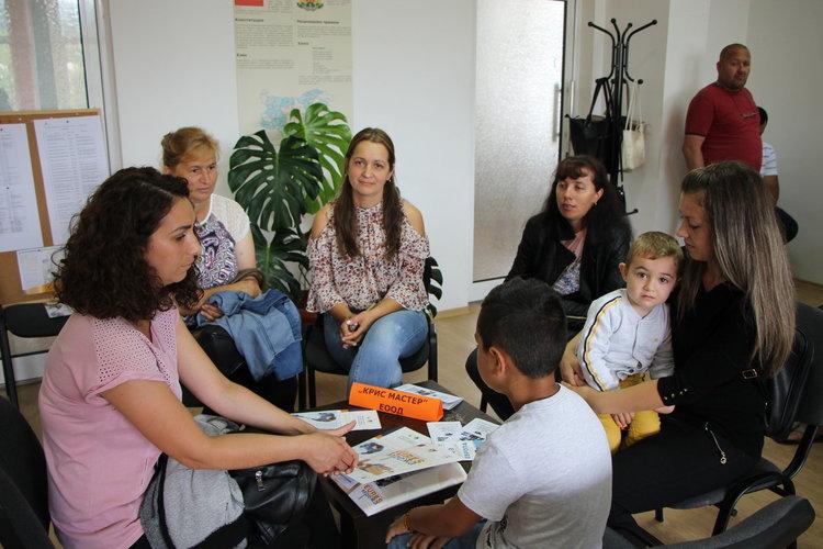 """Дирекция  """"Бюрото по труда"""" в Ардино организира трудова борса по проект """"Национална EURES мрежа"""""""