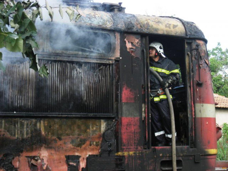Резултат с изображение за запален локомотив