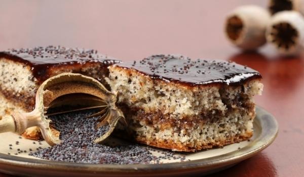 Торта с мак
