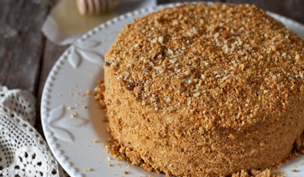 Френска селска торта