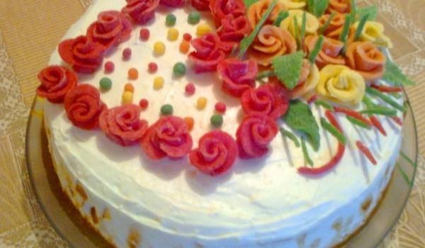 Лесна торта за рожден ден