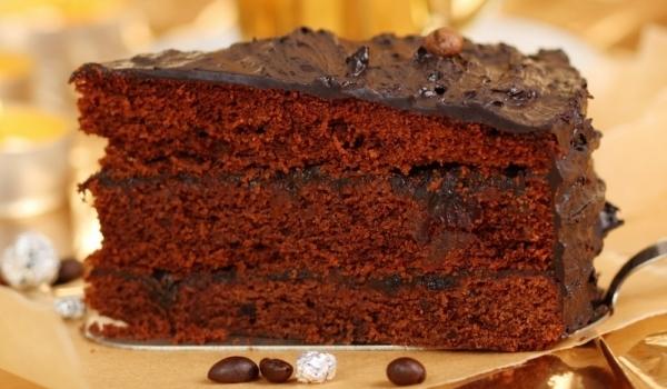 Невероятно вкусна шоколадова торта
