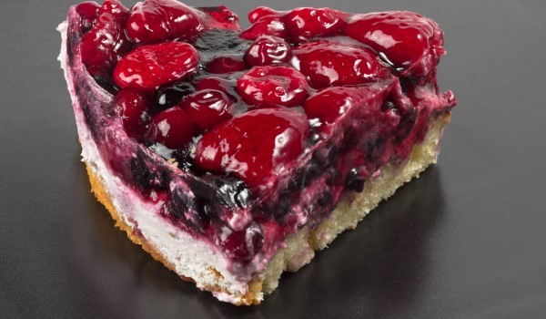 Желатинова торта