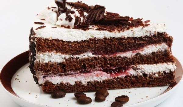 Шоколадо-ванилова торта