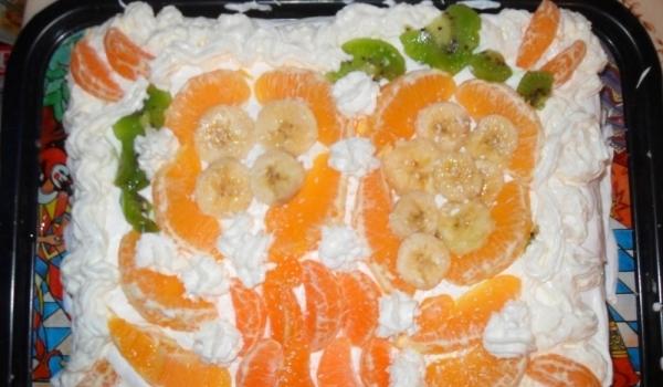 Лесна и вкусна торта
