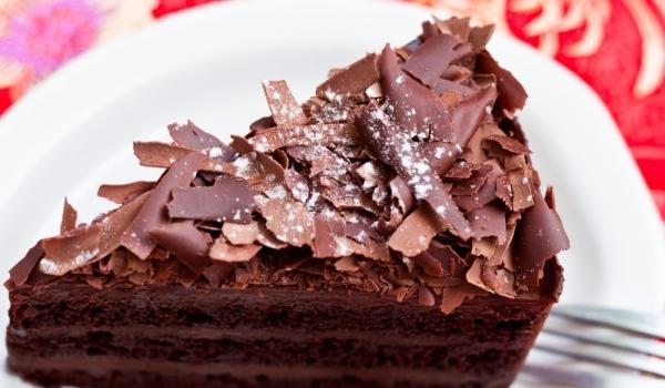 Дяволска шоколадова торта