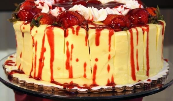 Домашна великденска торта