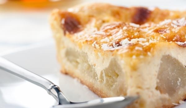 Козуначeна торта с яйчен крем