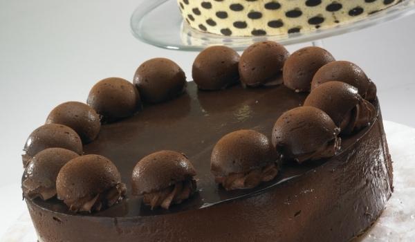 Трюфелова торта
