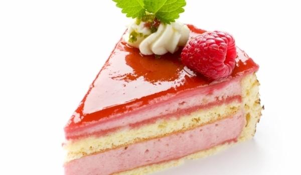 Малинова торта